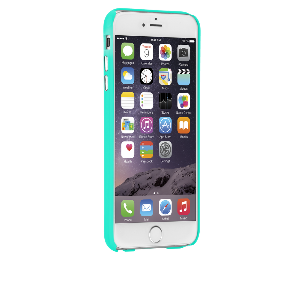 iPhone 6s Mint Barely There Case - image angle 2