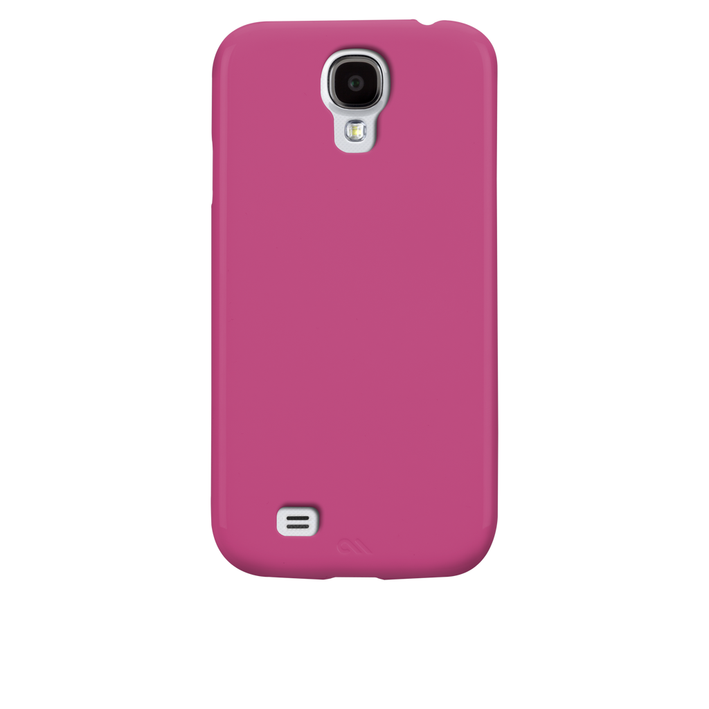 Samsung GALAXY S4 Pink Barely There Case - image angle _7