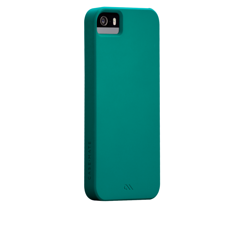 iPhone 5/5s Emerald Green Barely There Case - image angle 1