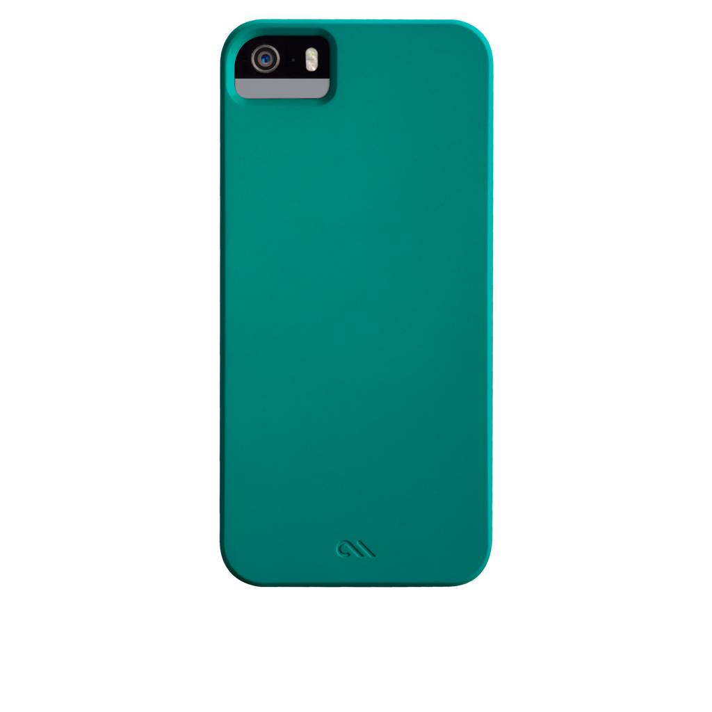 iPhone 5/5s Emerald Green Barely There Case - image angle 7
