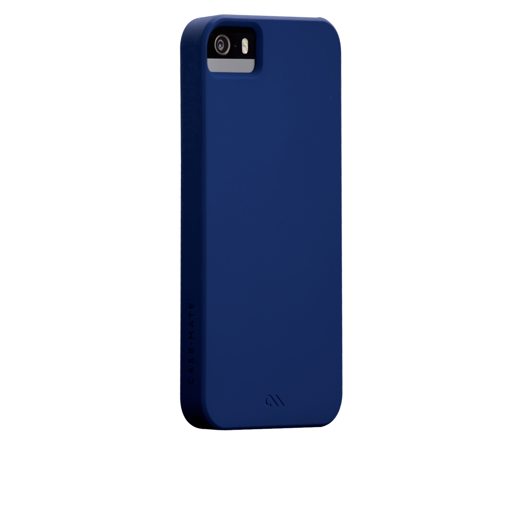 iPhone 5/5s Marine Blue Barely There Case - image angle 1