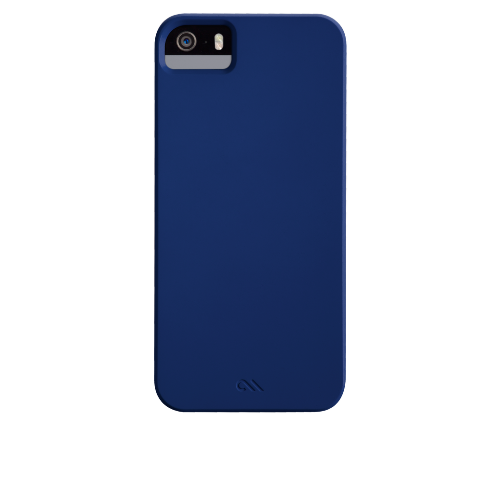 iPhone 5/5s Marine Blue Barely There Case - image angle 7