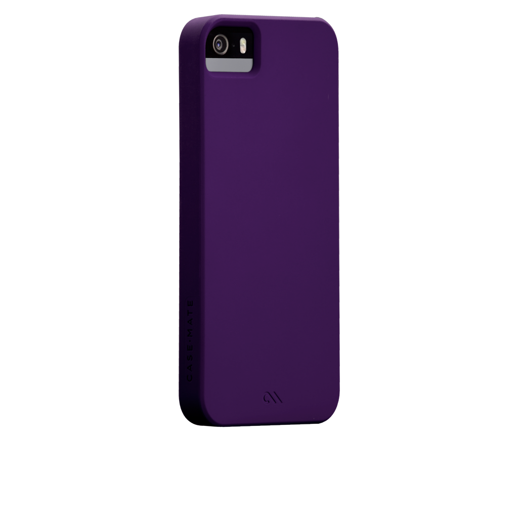 iPhone 5/5s Violet Purple Barely There Case - image angle 1