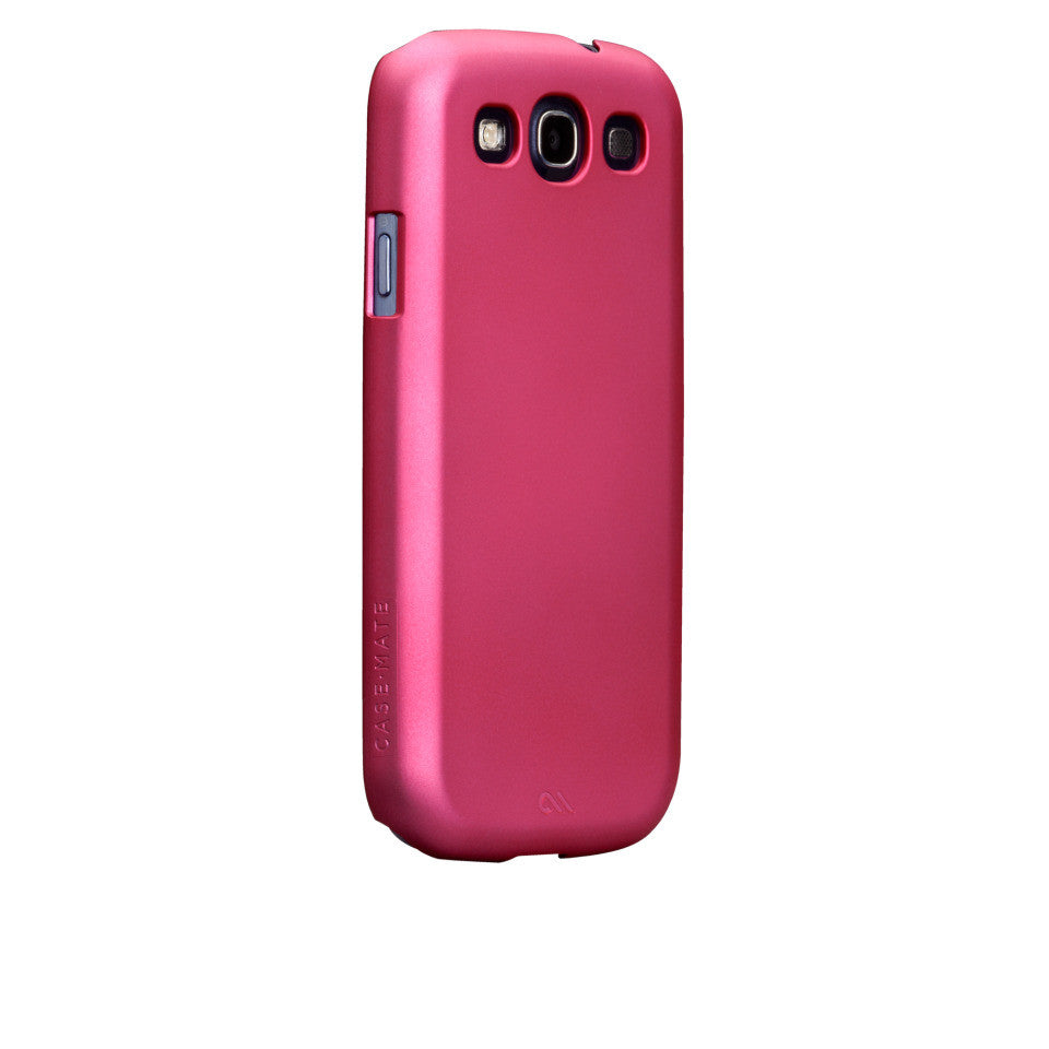 Samsung GALAXY S3 Lipstick Pink Barely There Case - image angle 1