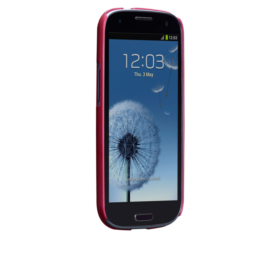 Samsung GALAXY S3 Lipstick Pink Barely There Case - image angle 2