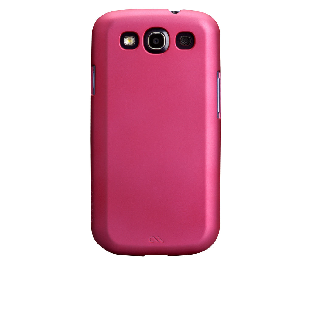 Samsung GALAXY S3 Lipstick Pink Barely There Case - image angle 7