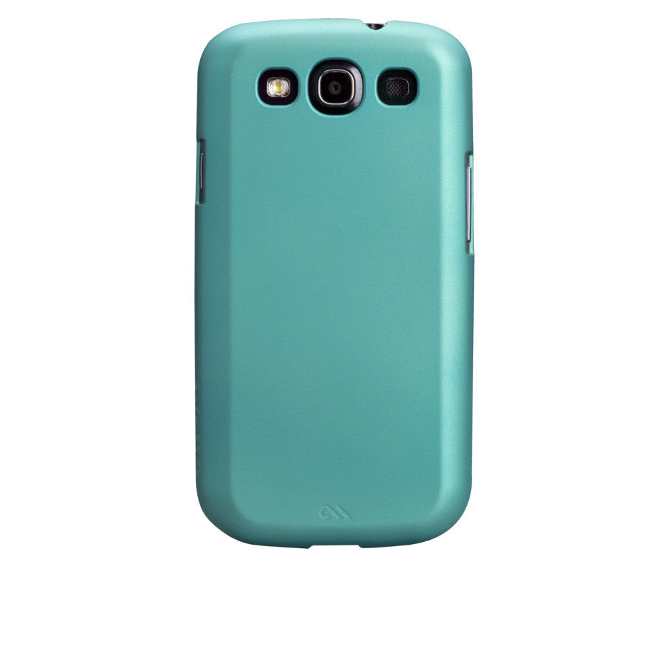 Samsung GALAXY S3 Turquoise Blue Barely There Case - image angle 7