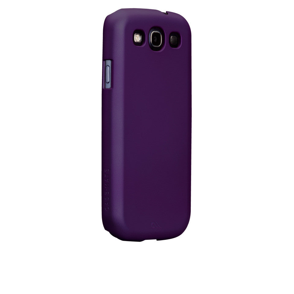 Samsung GALAXY S3 Violet Purple Barely There Case - image angle 1
