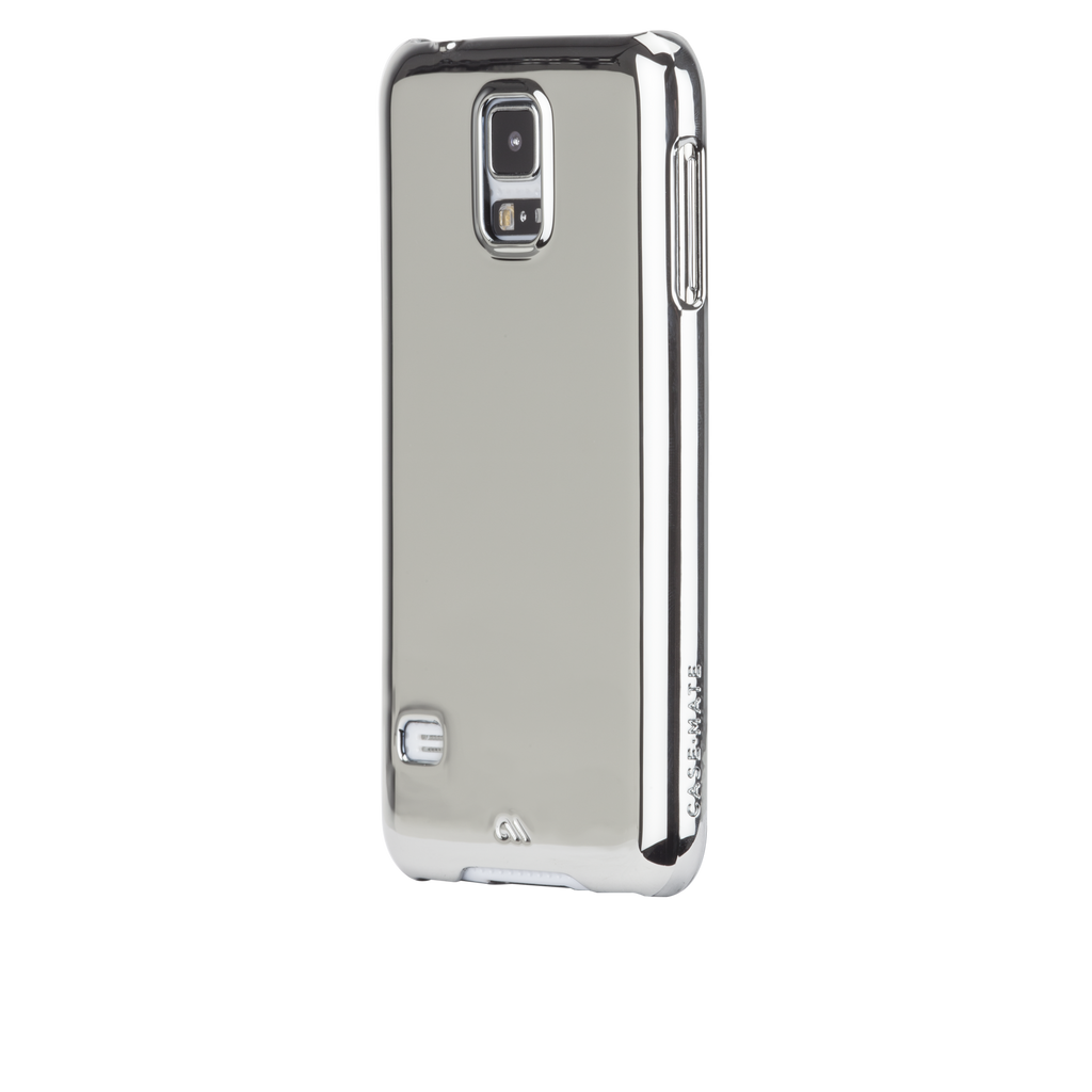 Samsung GALAXY S5 Chrome Barely There Case - image angle 3