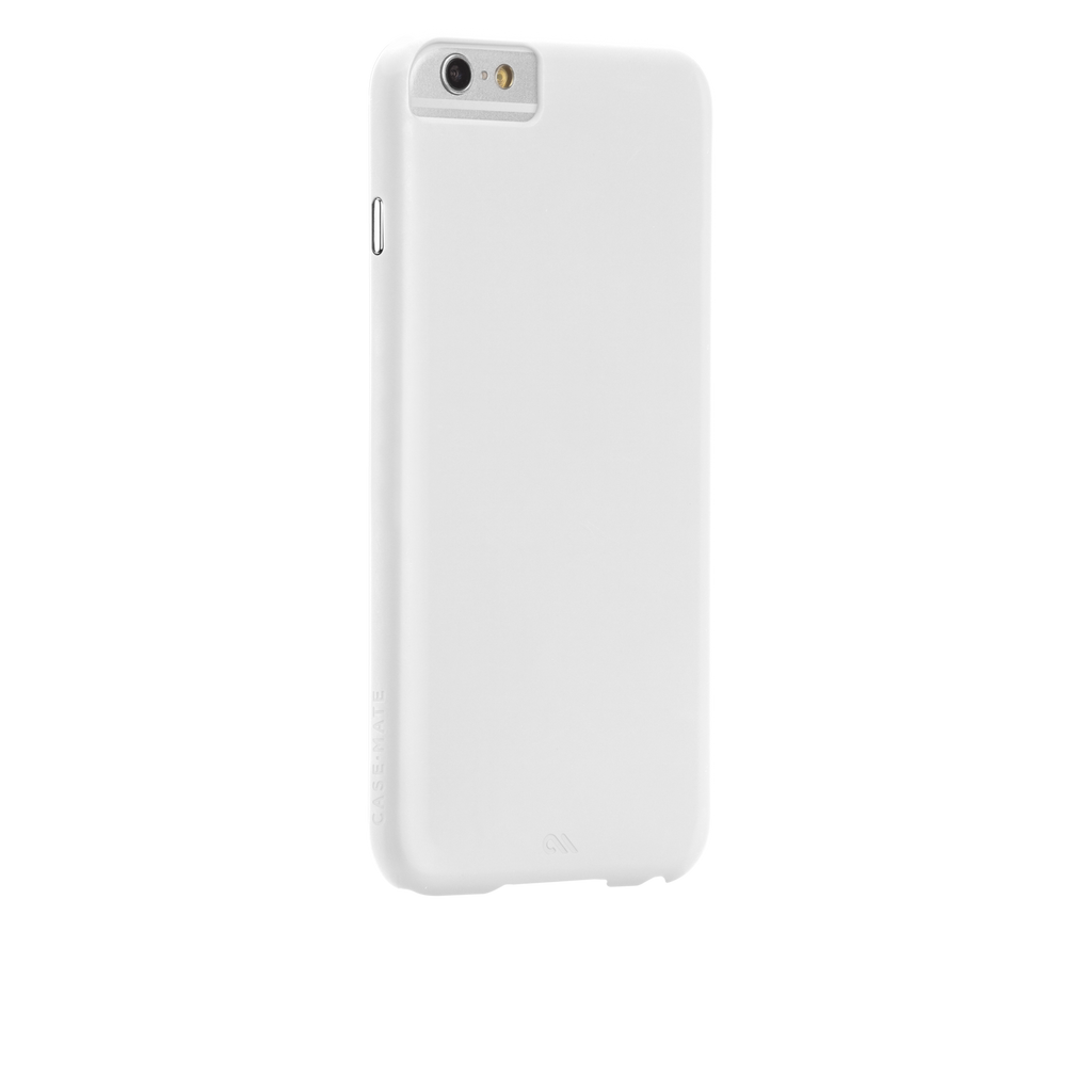 iPhone 6 Plus White Barely There Case - image angle 1