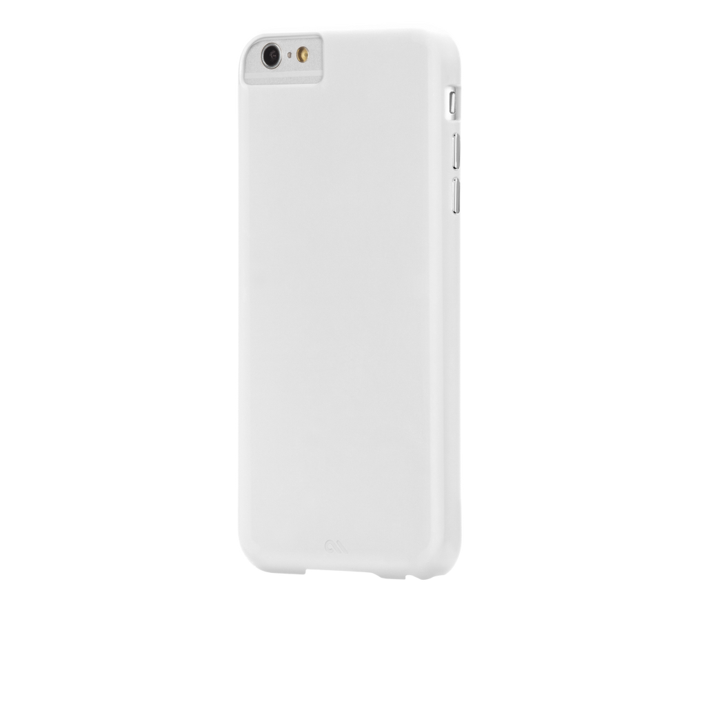 iPhone 6 Plus White Barely There Case - image angle 3