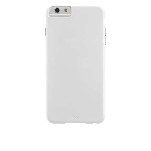 iPhone 6 Plus / 6s Plus Barely There Case - White