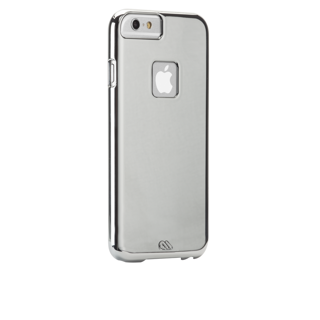 iPhone 6 Silver Barely There Case - image angle 1