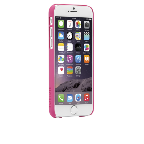 iPhone 6/6s Barely There Case - Pink