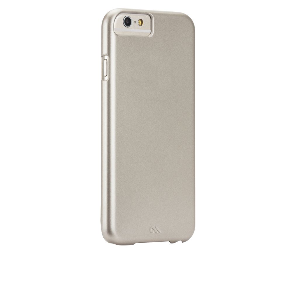 iPhone 6 Gold Barely There Case - image angle 1