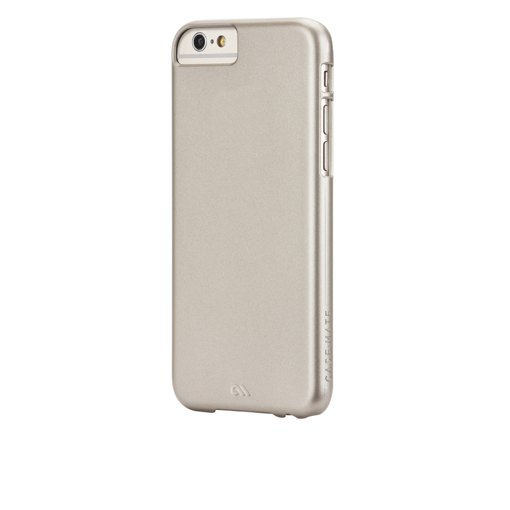iPhone 6 Gold Barely There Case - image angle 3