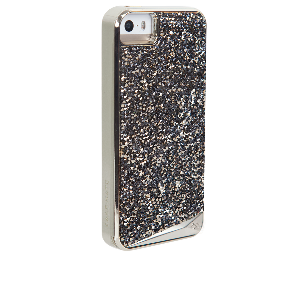 iPhone SE Champagne Brilliance Case - image angle 1