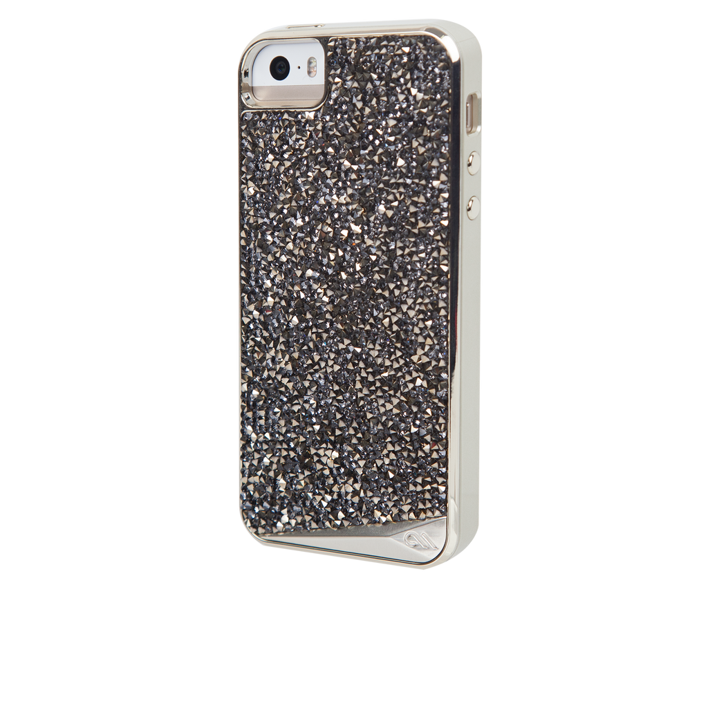 iPhone SE Champagne Brilliance Case - image angle 3
