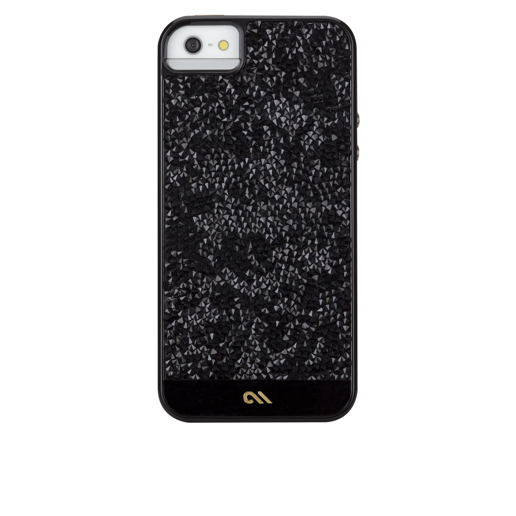 iPhone 5/5s Black Brilliance Case - image angle 7