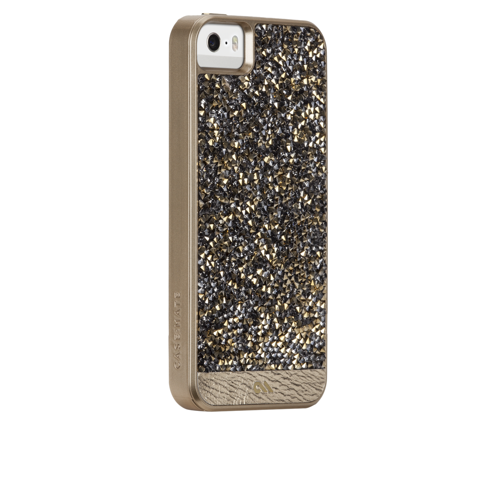 Iphone 5s Cases Gold Gold Brilliance...
