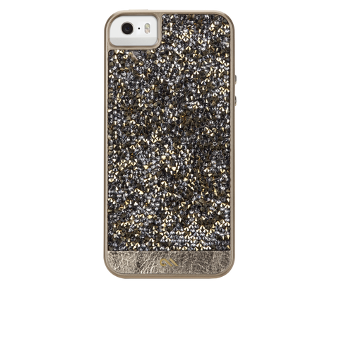 iPhone 5/5s/SE Brilliance Case - Gold
