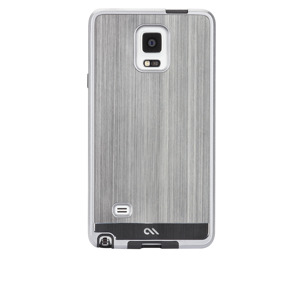 Samsung GALAXY Note 4 Gunmetal Brushed Aluminum Case - image angle 7