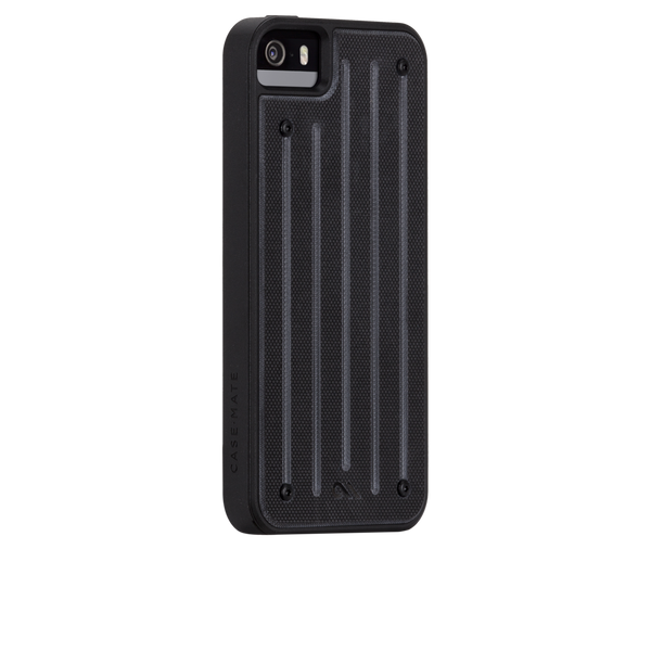 iPhone SE Black Caliber Case - image angle 1