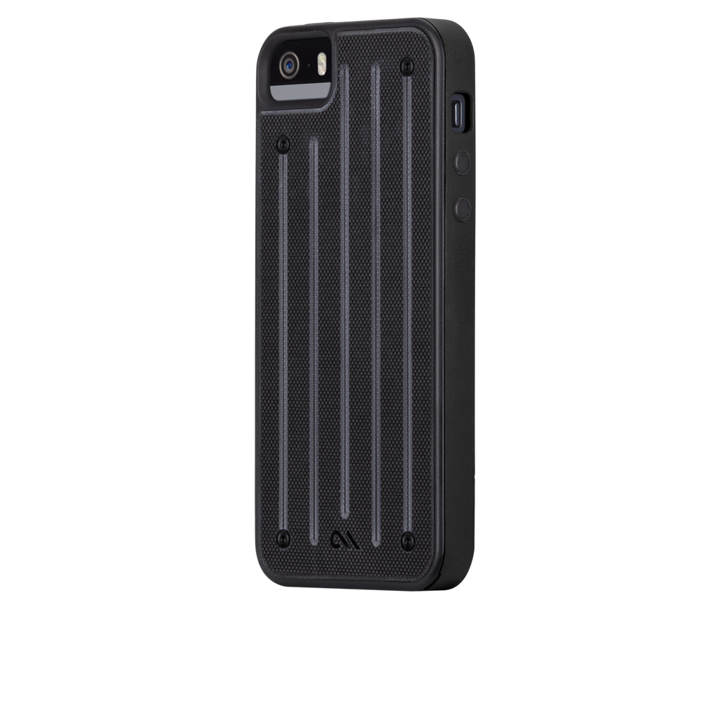 iPhone 5/5s Black Caliber Case - image angle 3