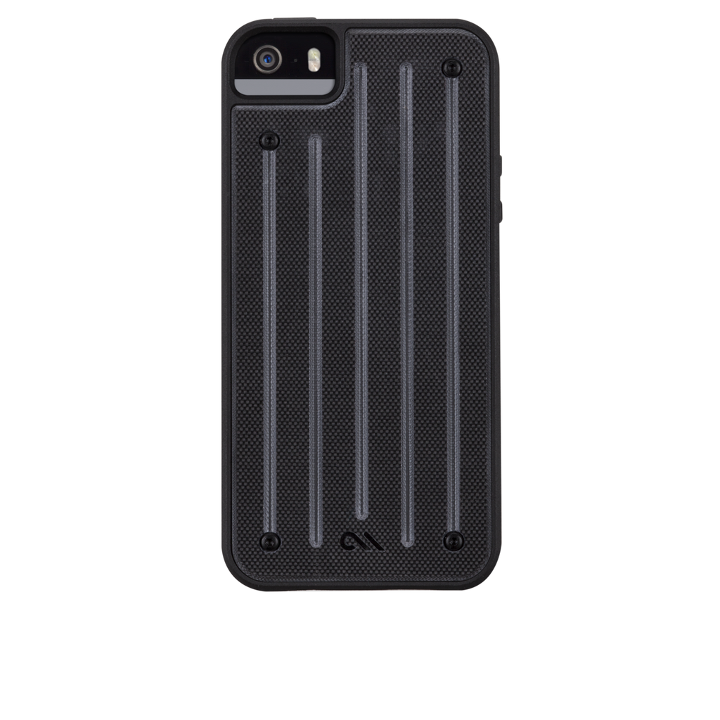 iPhone 5/5s Black Caliber Case - image angle 7