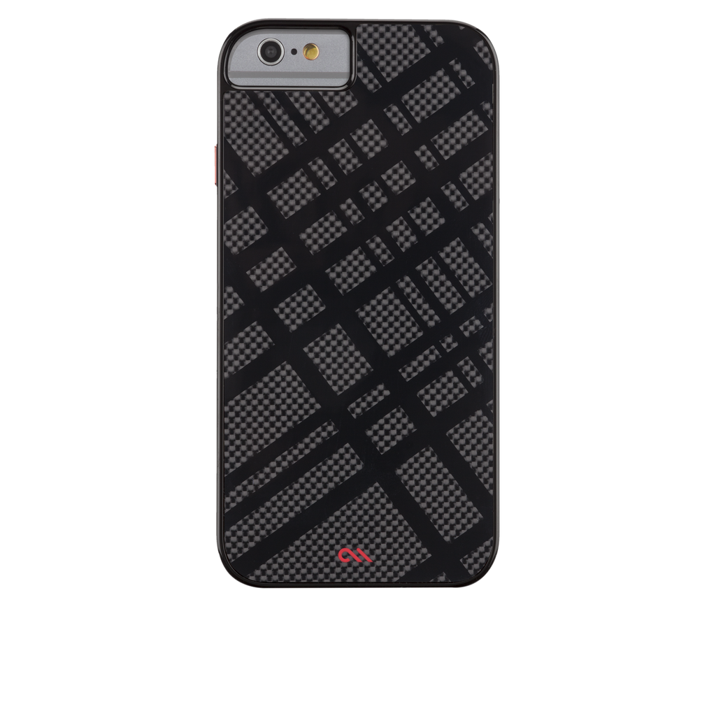 iPhone 6 Black Carbon Fusion Case - image angle 7