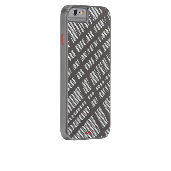 iPhone 6 Gunmetal Carbon Alloy Case - image angle 1