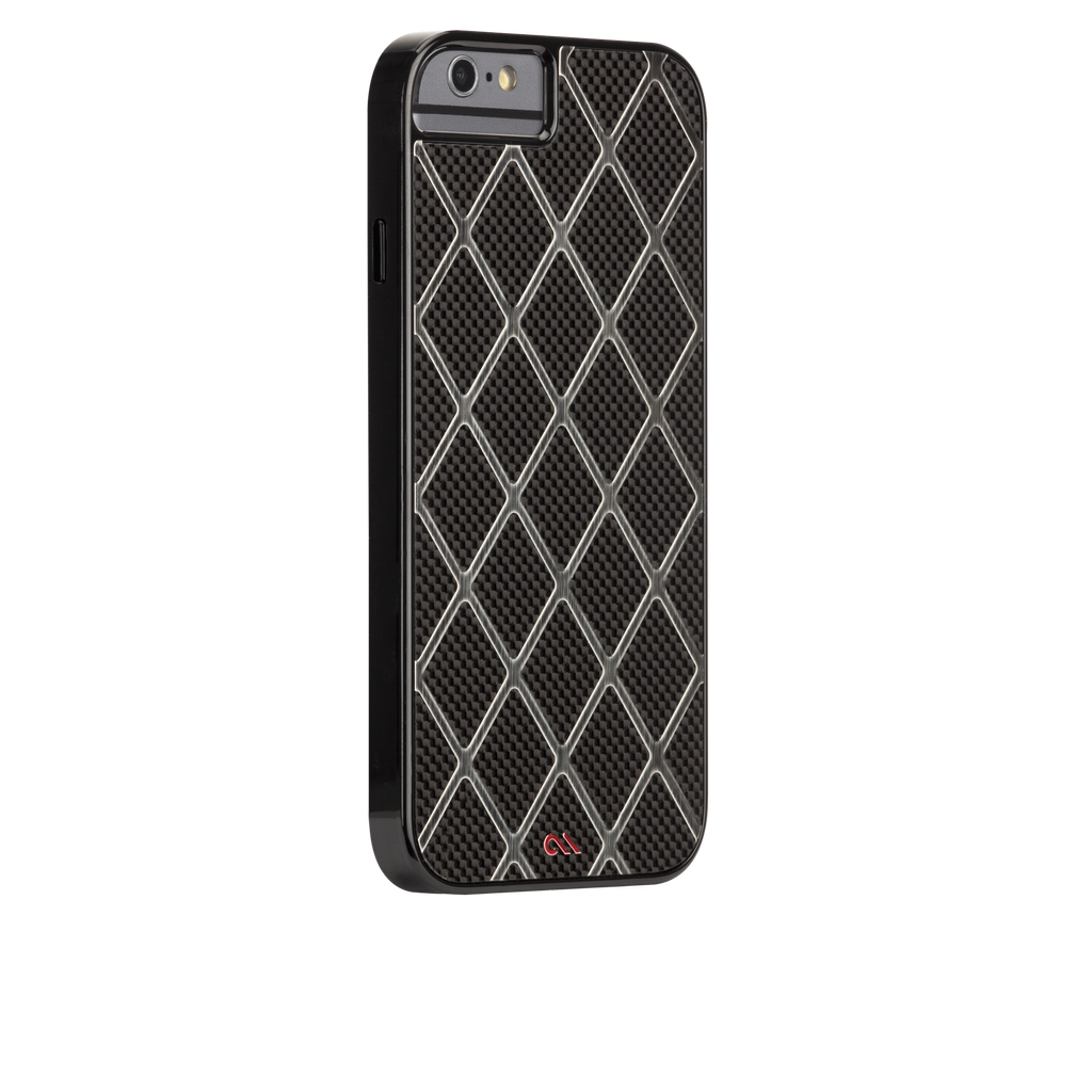 iPhone 6 Black & Titanium Carbon Alloy Case - image angle 1