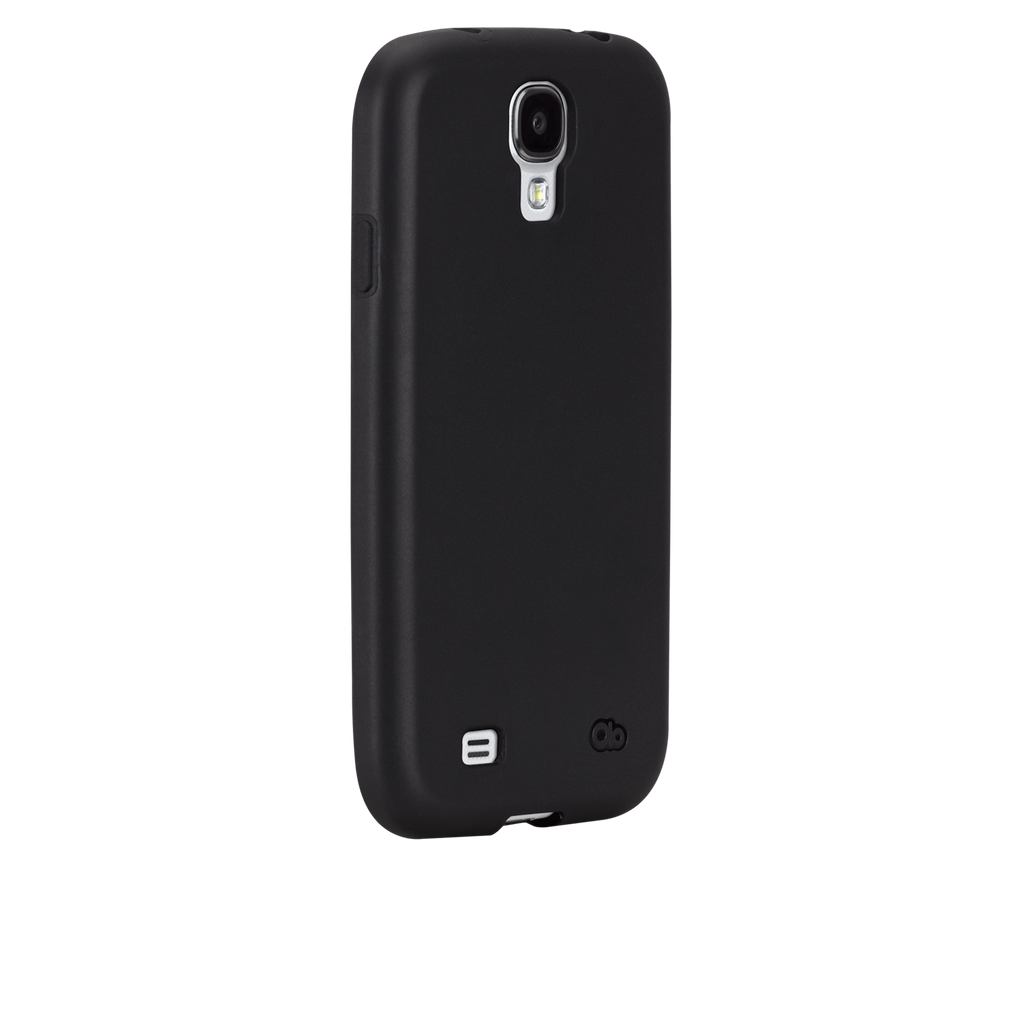 Samsung GALAXY S4 Black Olo Cloud Case - image angle _1