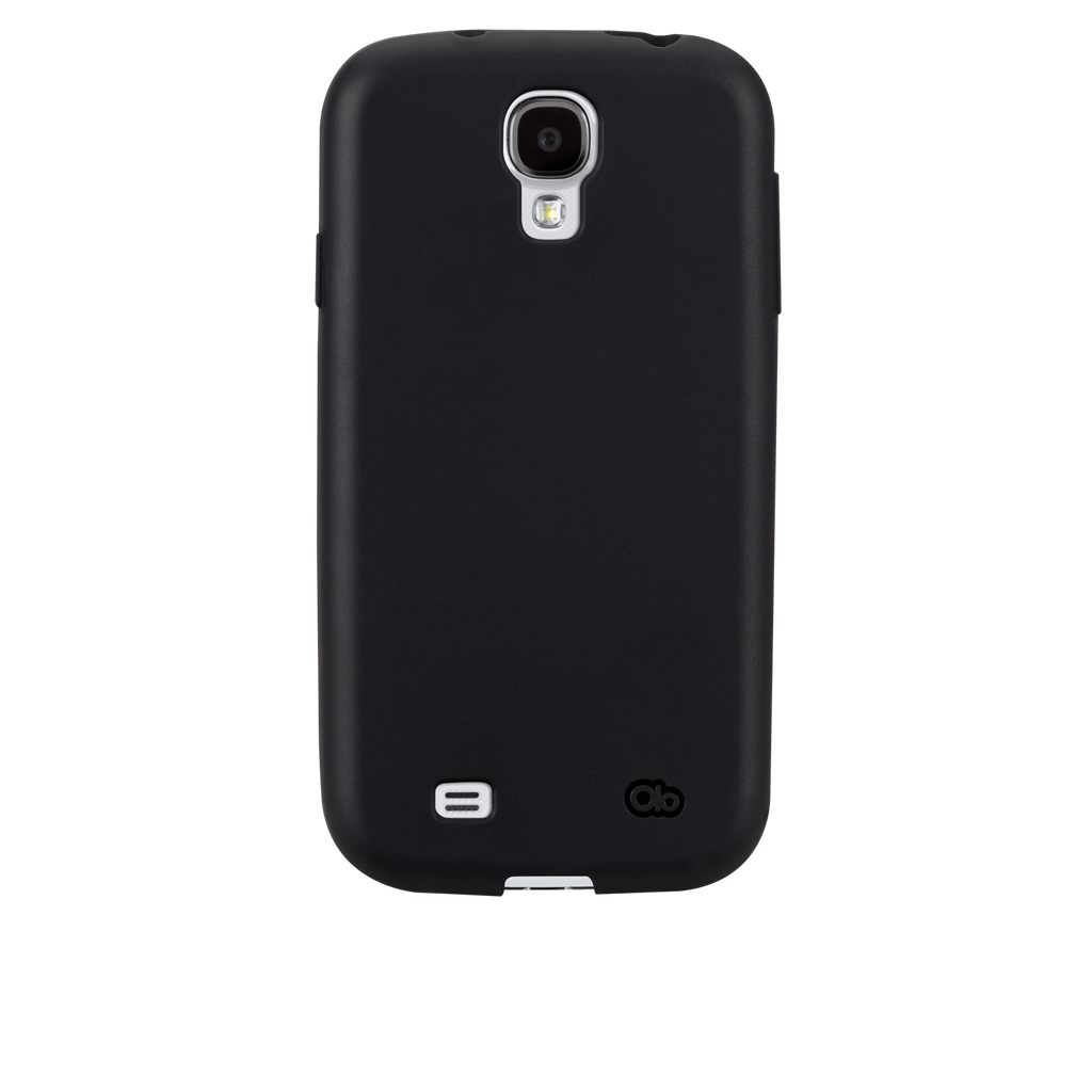 Samsung GALAXY S4 Black Olo Cloud Case - image angle _7