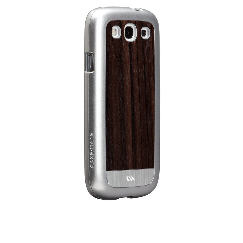 Samsung GALAXY S3 Rosewood Woods Case - image angle 1