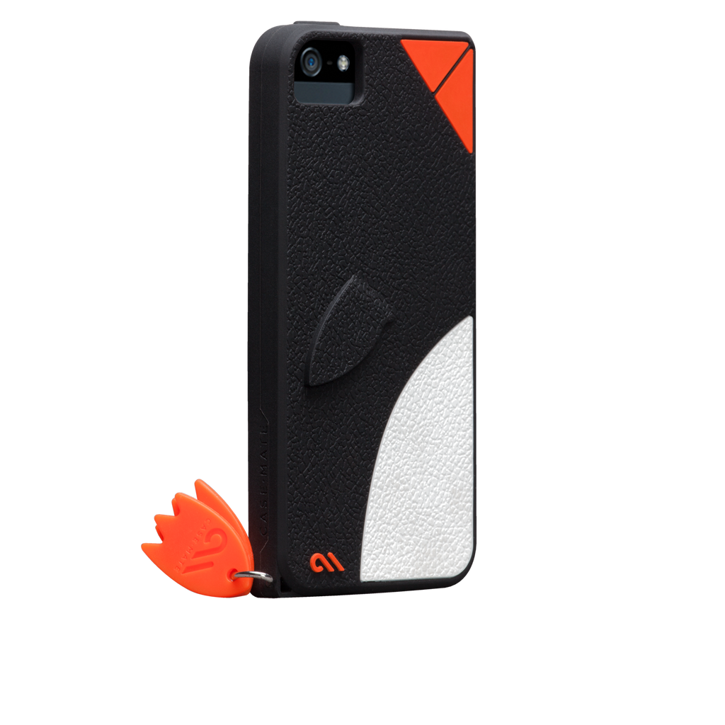 iPhone 5/5s Black Creatures Case - image angle 1