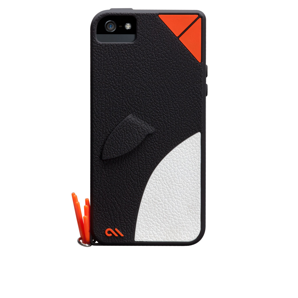 iPhone 5/5s Black Creatures Case - image angle 7
