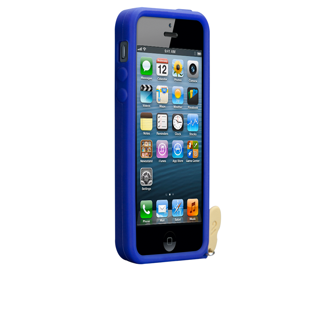 iPhone 5/5s Blue Creatures Case - image angle 2.PNG