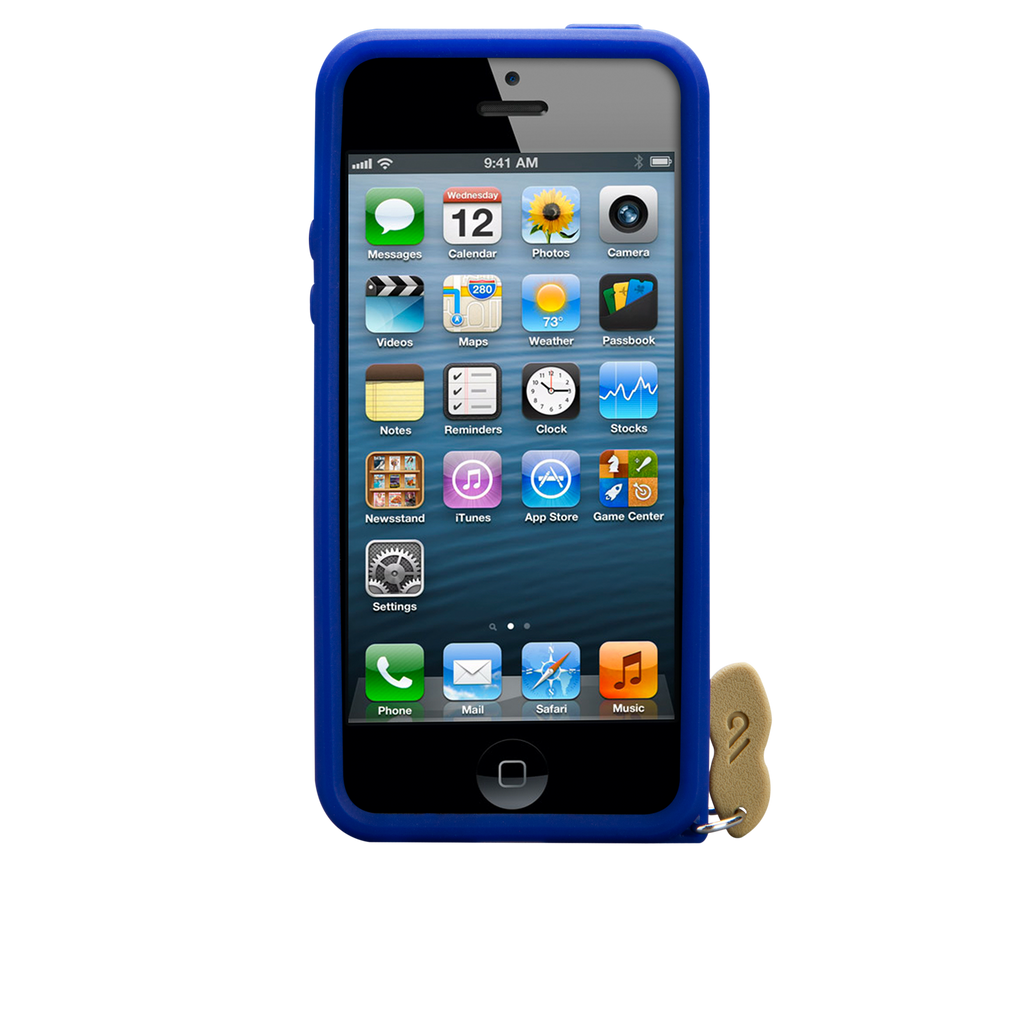 iPhone 5/5s Blue Creatures Case - image angle 6.PNG