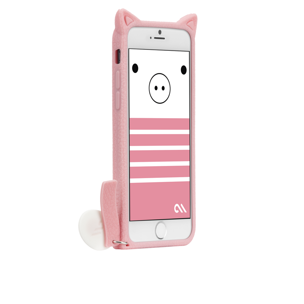 iPhone 6 Piggy Creatures Case - image angle 2