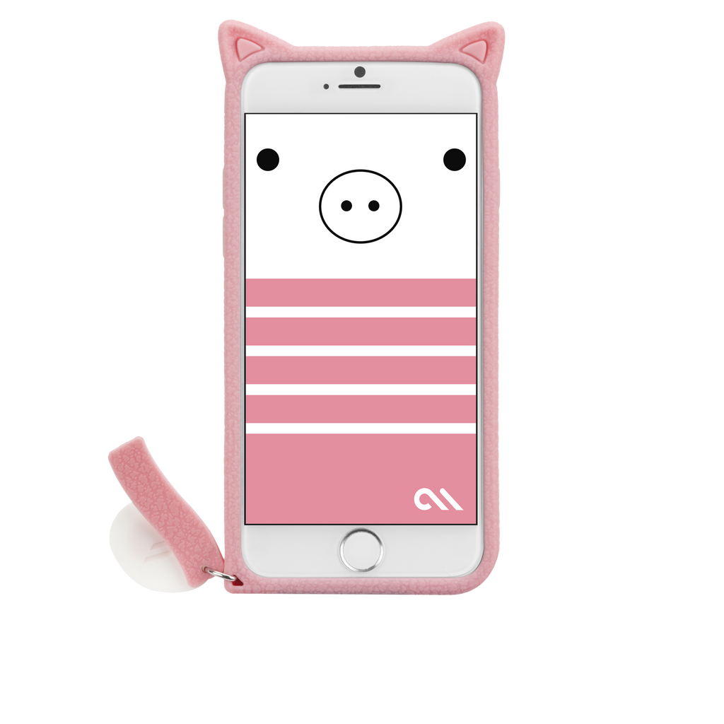 iPhone 6 Piggy Creatures Case - image angle 6