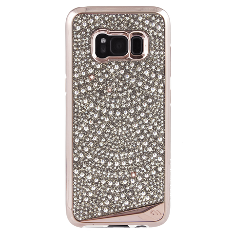 Samsung Galaxy S8 Brilliance Tough - Lace Rose Gold