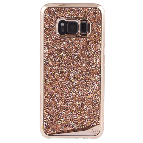 Samsung Galaxy S8 Brilliance Tough - Rose Gold
