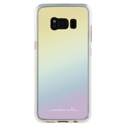 Samsung Galaxy S8 Naked Tough - Iridescent