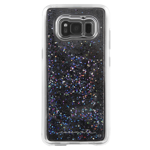 Samsung Galaxy S8 Naked Tough Waterfall - Black