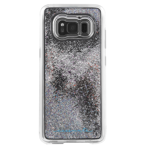 Samsung Galaxy S8 Naked Tough Waterfall - Iridescent Diamond