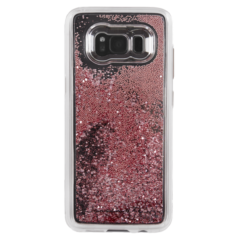 Samsung Galaxy S8 Naked Tough Waterfall - Rose Gold