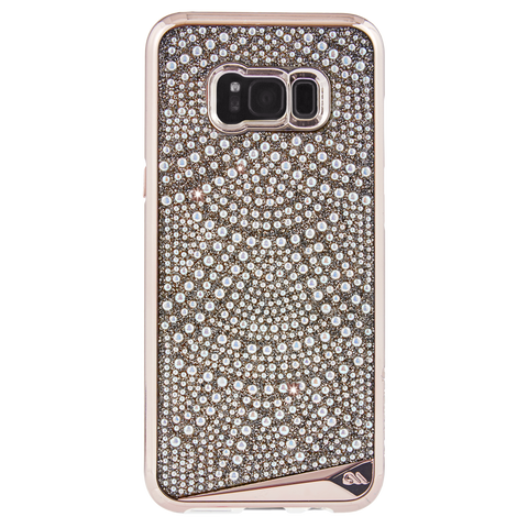 Samsung Galaxy S8+ Brilliance Tough - Lace Rose Gold