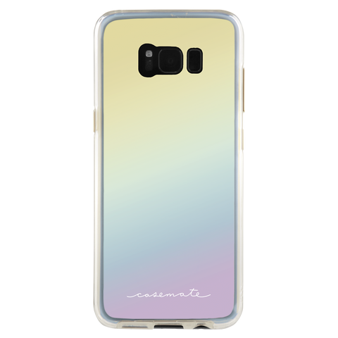 Samsung Galaxy S8+ Naked Tough - Iridescent