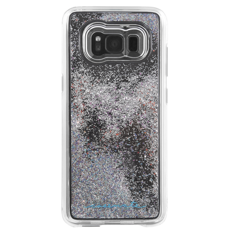 Samsung Galaxy S8+ Naked Tough Waterfall - Iridescent Diamond